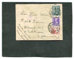 Spain Cover Censor 1938 - 1943 - 1931-Hoy: 2ª República - ... Juan Carlos I