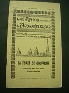 REGIONALISME. ORNE / LE PAYS D'ARGENTAN N 160 Mars 1972... LA FORET De GOUFFERN - Normandie