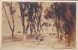 Carte-photo---MEXIQUE  ?-----SAN MARTIN---fot. R.  MANTEL----voir 2 Scans - Mexique
