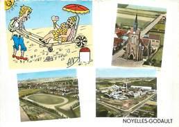 PIE-E-17-357 : NOYELLES GODAULT. VUES AERIENNES. - Francia