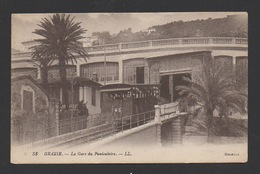 DF / 75 PARIS / INONDATIONS DE 1910 / 25 JANVIER / LE QUAI D'ORSAY - LA LÉGION D'HONNEUR ET LA GARE D'ORLEANS - Überschwemmung 1910