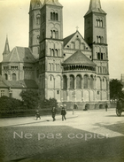 BONN Vue D'une Rue Vers 1910 Allemagne Deutschland - Lieux