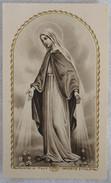 382E/54  SANTINO IMMAGINE 1949 DON ALESSIO BENVEGNU' NOVELLO ARCIPRETE DI S. PIETRO MONTAGNON - Devotion Images
