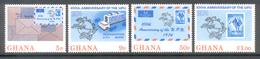 Ghana 1974 - Michel 548 - 551 **