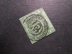 Altdeutschland - Baden  Mi 6 - 3Kr  - 1853 - Mi € 10,00