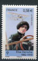 1821  - FRANCE   N° 4504**  Les Pionniers De L'aviation : Elise Deroche ( 1882 - 1919 )    SUPERBE - France
