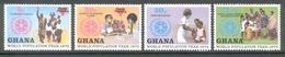 Ghana 1974 - Michel 577 - 580 **