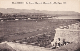 52-ANTIBES -Le Centre Régional D'instruction Physique-RM - Antibes