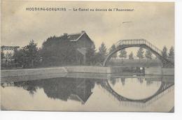 Houdeng-Goegnies  Le Canal Au Dessus De L'Ascenseur - La Louvière