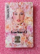 Télécartes CACHAREL D'EAU EDEN - Parfum