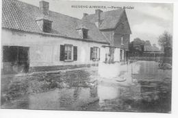 Houdeng-Aimeries   - FermeBrédat - La Louvière