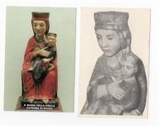 2 Santino  Preghiera Madonna Della Stella Rivoli Torino 12,5 X 8