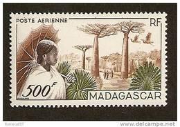 MAdagascar PA N°73 N** LUXE   Cote 50 Euros !!!RARE - Madagascar (1889-1960)