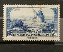 YT 311- Le Moulin D' Alphonse Daudet- Oblitere