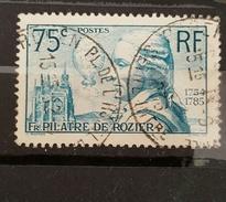 YT 313 - Pilatre De Rozier - Oblitere