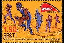 ESTONIA 2016 Veterans' World Championships In Orienteering