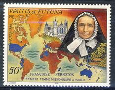 WF 1996 N. 495 Prima Missionaria MNH Cat. € 1.50 - Wallis E Futuna