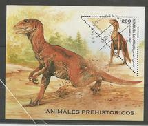 Animaux Préhistoriques - Deinonychus