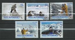 Antarctica.Ross Dependency.2006 The 50th Anniversary Of The New Zealand Antarctic Programme.MNH - Dépendance De Ross (Nouvelle Zélande)