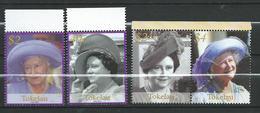 Tokelau 2002 Queen Elizabeth The Queen Mother Commemoration.stamps And Block Stamps.MNH - Tokelau