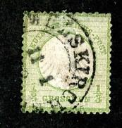 W3992  Empire 1872  Michel #2 O ( 50.€ ) Offers Welcome. - Deutschland