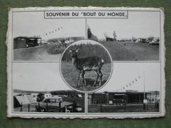 """TAILLES ( Houffalize ) - SOUVENIR DU CAMPING """"BOUT DU MONDE"""" ( 2 Scans )"""