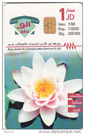 JORDAN - Chrysanthemum Flower, 07/98, Used