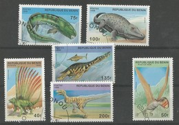 Animaux Préhistoriques - Peloneustes - Longisquama - Deinonychus - Dimorphodon - Eryops - Dunkleosteus