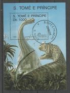 Animaux Préhistoriques - Brachiosaurus - Ceratosaurus