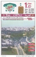 JORDAN - The Cave/Amman, 12/99, Used