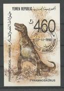 Animaux Préhistoriques - Tyrannosaurus