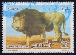 LION - Algeria 2016 - Canceled / Used - Big Cats (cats Of Prey)