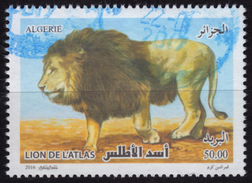 LION - Algeria 2016 - Canceled / Used
