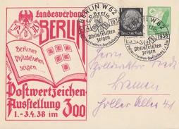 DR Privat-GS Minr. PP142 C29/04 Zfr. SST Berlin - Briefe U. Dokumente
