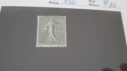 LOT 344298 TIMBRE DE FRANCE NEUF** N°130 VALEUR 10 EUROS