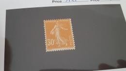 LOT 344306 TIMBRE DE FRANCE NEUF** N°141 VALEUR 35 EUROS