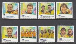 Australia Gold Medal Winners - London Olympics 2012 - 8 Used