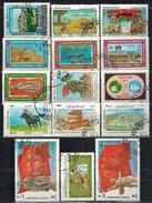 AFGHANISTAN 1984-1985 -  Lot 15x   Used - Afghanistan
