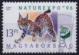 Lynx - 1996 Hungary - Used - Naturexpo