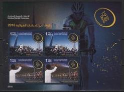United Arab Emirates (2016) - Block -  /  Velo - Cycling - Cyclisme - Radfahren