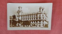 RPPC  Unknown Building Ref --2500 - Postcards