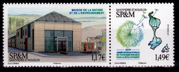 Saint Pierre And Miquelon, International Year Of Sustainable Tourism For Development, 2017, MNH VF - Unused Stamps