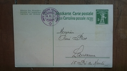 Svizzera Cartolina Postale Aviazione Militare Svizzera 1913 + Spese Prioritaria