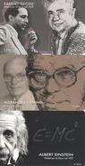 SAN MARINO - Famous Scientists-RSM 115,116,117,tirage 4000, Mint