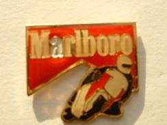 PIN´S MOTO - MARLBORO - Motorbikes