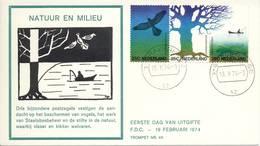 Trompet FDC Nr. 45 (1974) - FDC