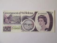 St.Helena Island 50 Pence 1979 UNC - Saint Helena Island