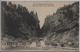 Le Village Du Col Des Roches - NE Neuchâtel
