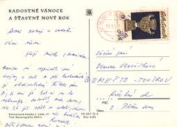 L3123 - Czechoslovakia (1977) 413 01 Roudnice Nad Labem (Post Office Franking Machine); Postcard; Tariff: 30 H