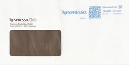EMA ALLEMAGNE DEUTSCHLAND CAFE COFFE KOFFEE COFFEE KAFE NESPRESSO CLUB DUSSELDORF